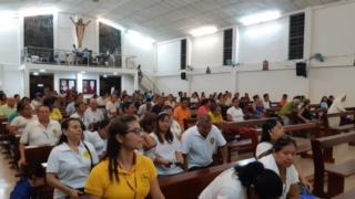 Inauguración de nueva Escuela de Formación del Movimiento Juan XXIII en Distrito Portete