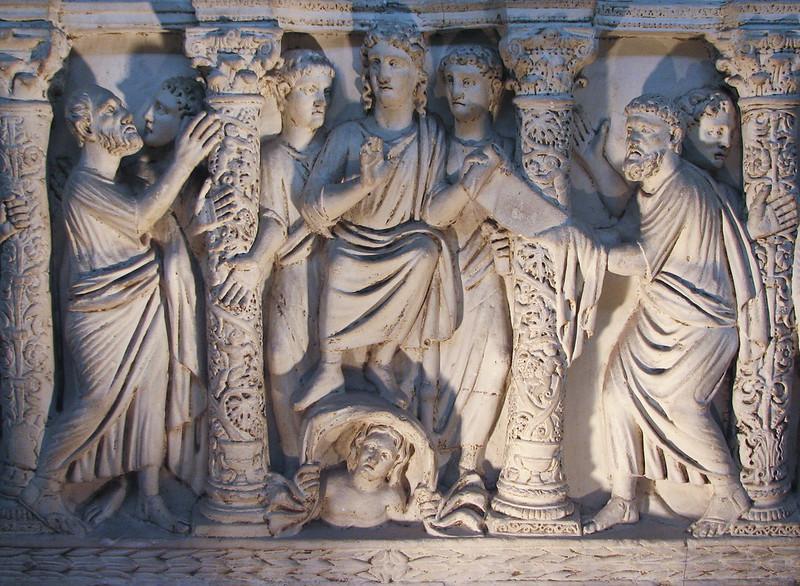 Lectura del santo evangelio según san Mateo (5,17-19)